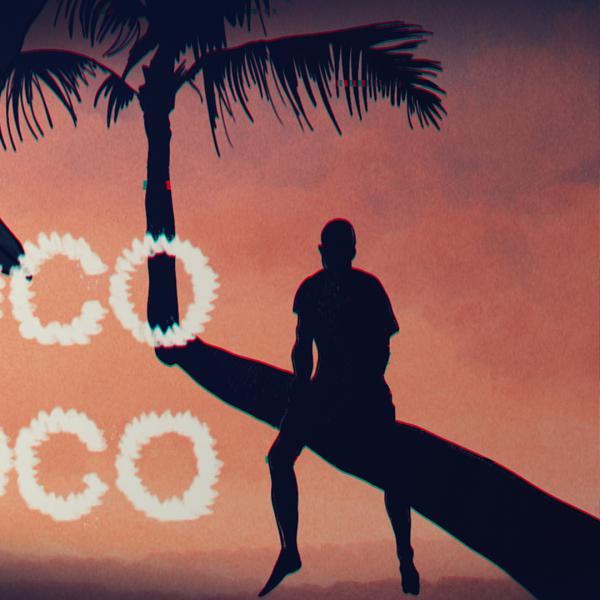 Loco Poco, digital illustration, Procreate  2020